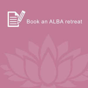 Book an ALBA retreat